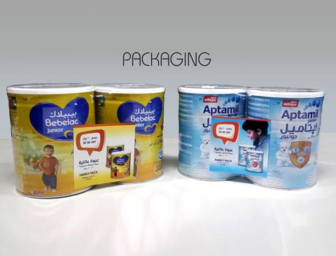 Promo and Products Packaging